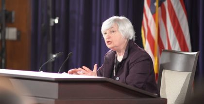 Janet Louise Yellen, Chair of the U.S. Federal Reserve
