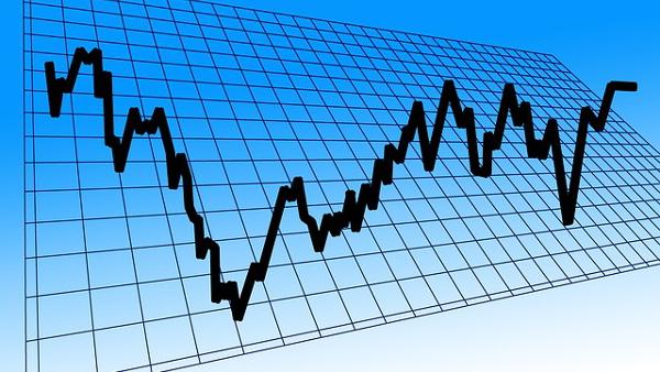 Stock Exchange Market Graph PUBLIC DOMAIN