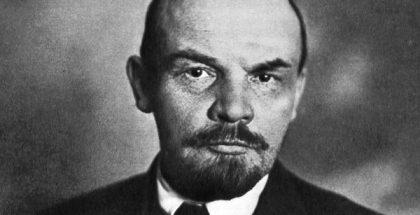 """Vladimir Ilyich Ulyanov """"Lenin"""", former Premier of the Soviet Union"""