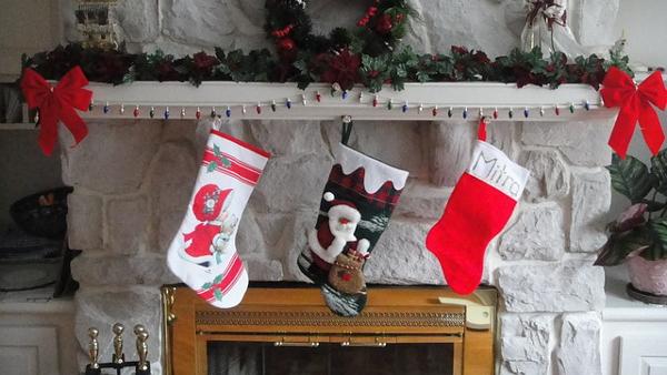 christmas stocking stuffers PUBLIC DOMAIN