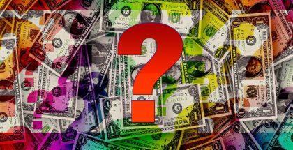 money question marks PUBLIC DOMAIN