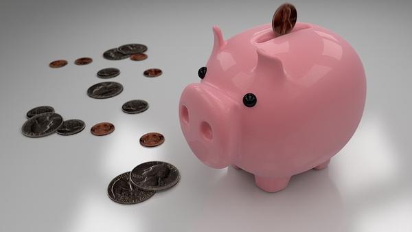 piggy bank PUBLIC DOMAIN