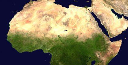 Africa PUBLIC DOMAIN