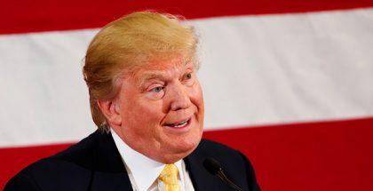 Donald John Trump  (Photo by Micael Vadon) (CC BY-SA) (Resized/Cropped)