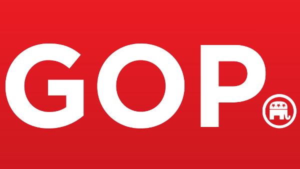 GOP logo PUBLIC DOMAIN