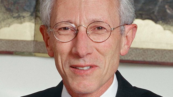 Stanley Stan Fischer, vice chair of the U.S. Federal Reserve System and former governor of the Bank of Israel