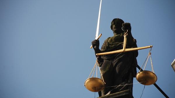 lady justice PUBLIC DOMAIN