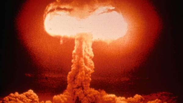 nuclear explosion PUBLIC DOMAIN