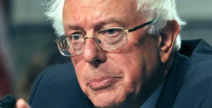 Bernard 'Bernie' Sanders, junior United States Senator from Vermont