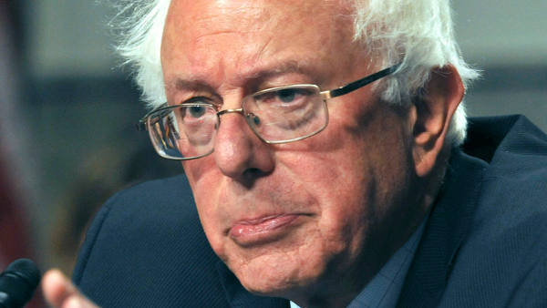 Bernard 'Bernie' Sanders, junior United States Senator from Vermont