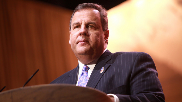 "Christopher James ""Chris"" Christie, 55th Governor of New Jersey (Photo by Gage Skidmore) (CC BY-SA) (Resized/Cropped)"