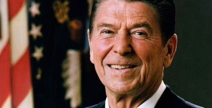 Ronald Wilson Reagan, 40th President of the United States