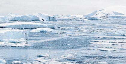 antarctica ice polar cap global warming PUBLIC DOMAIN
