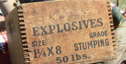 explosives PUBLIC DOMAIN