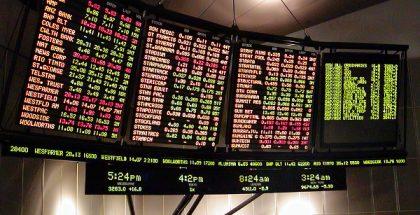stock market PUBLIC DOMAIN