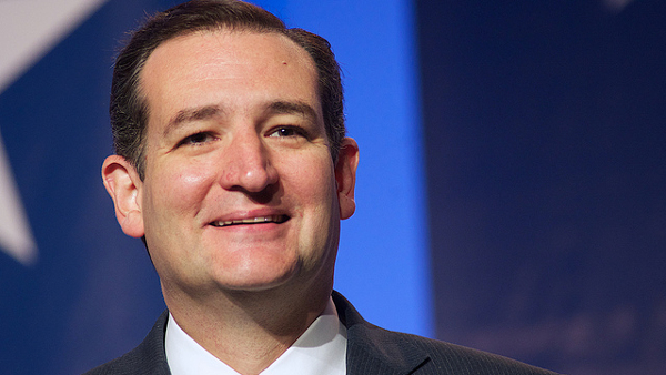 Rafael Edward 'Ted' Cruz, junior United States Senator from Texas and Republican candidate (Photo by Jamelle Bouie) (CC BY) (Resized/Cropped)
