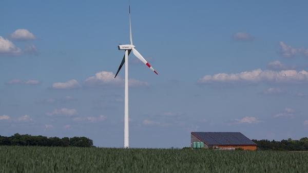 alternative energy wind power PUBLIC DOMAIN