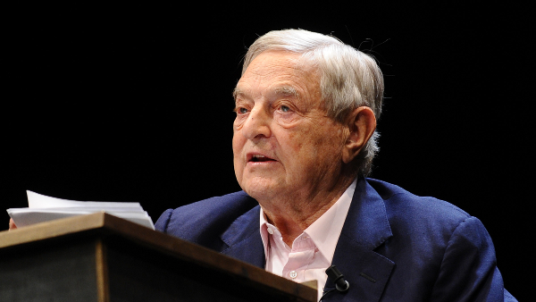 George Soros, American business magnate (Photo by Niccolò Caranti) (CC BY) (Resized/Cropped)