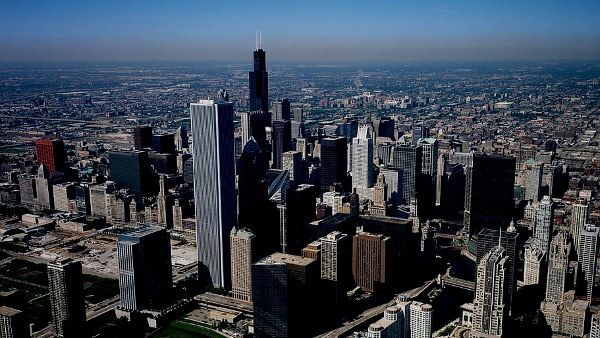 chicago city PUBLIC DOMAIN