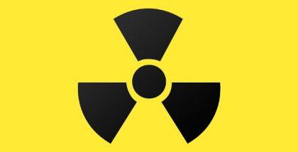 radioactive danger PUBLIC DOMAIN