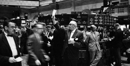 New York Stock Exchange (1963) PUBLIC DOMAIN