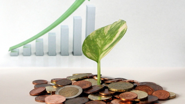economic growth PUBLIC DOMAIN
