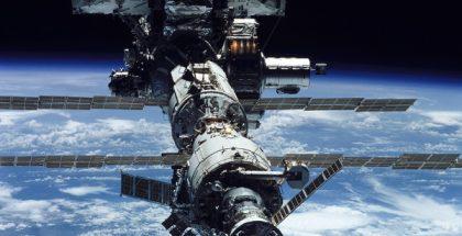 space station PUBLIC DOMAIN