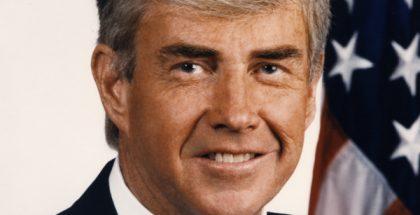Jack French Kemp, former U.S. Secretary of Housing and Urban Development, House Republican Chairman, & Congressman