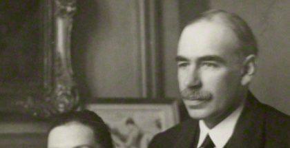John Maynard Keynes, 1st Baron Keynes, English economist