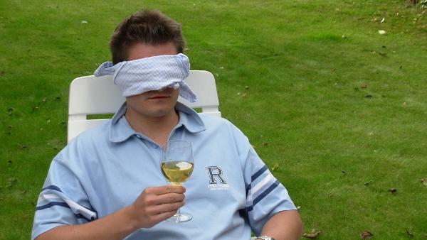 blindfold PUBLIC DOMAIN