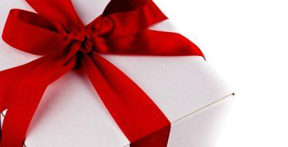 gift box PUBLIC DOMAIN