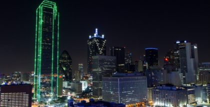 Dallas, Texas (Photo by Wadems) (CC BY) (Resized/Cropped)