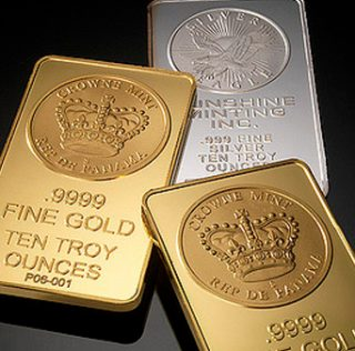 Climbing Gold and Silver's Wall of Worry