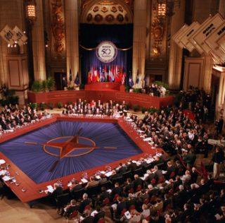 Trump to NATO: Stop the Freeloading!