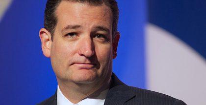 Rafael Edward Ted Cruz, United States Senator from Texas (Photo by Jamelle Boule) (CC BY) (Resized Cropped)