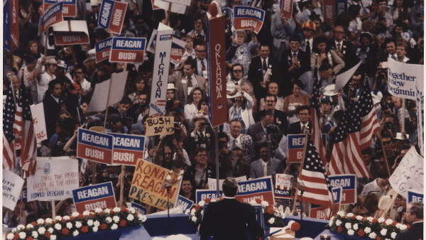 Republican National Convention in 1980
