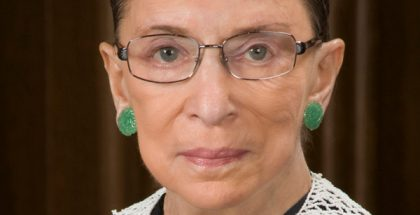 Ruth Bader Ginsburg, Associate Justice of the Supreme Court of the United States