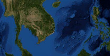 South China Sea PUBLIC DOMAIN
