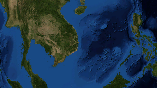 South China Sea PUBLIC DOMAIN