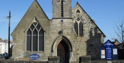 St. Luke's United Reformed Church, Hastings, East Sussex, England
