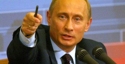 Vladimir Vladimirovich Putin, President of the Russian Federation  (Photo by Kremlin.ru) (CC BY) (Resized/Cropped)