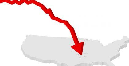 economic downward PUBLIC DOMAIN