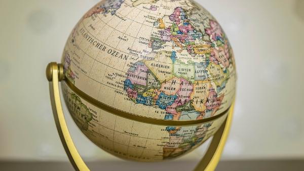 globe world PUBLIC DOMAIN