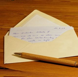 Write a Letter to Your 20-Year-Old Self