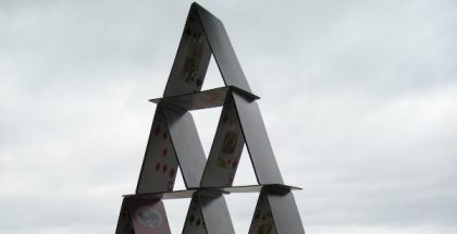 house of cards PUBLIC DOMAIN