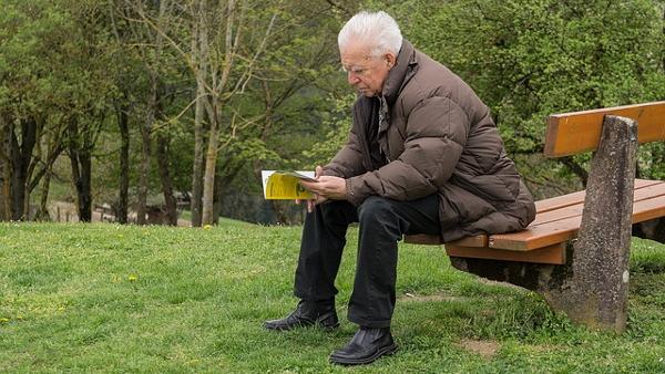 old man retirement PUBLIC DOMAIN