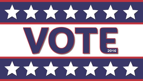vote PUBLIC DOMAIN
