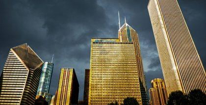 Chicago skyscrapers PUBLIC DOMAIN
