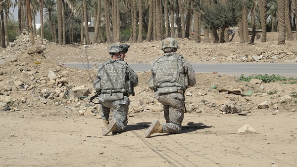 military soldiers PUBLIC DOMAIN