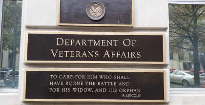 The Department of Veterans Affairs Building on Vermont Avenue in Washington, DC. CC BY 2.0